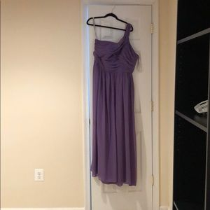Barely used Alfred Angelo bridesmaid dress